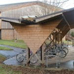 School Cycle Shelter